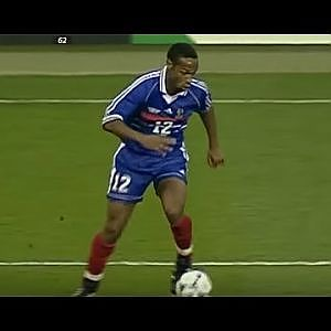 Thierry Henry - World Cup 98 - YouTube