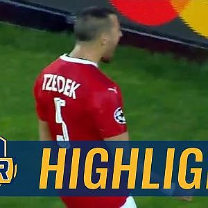 Hapoel Be'er Sheva vs. NK Maribor | 2017-18 UEFA Champions League Highlights - YouTube