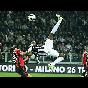 Paul Pogba All 34 Goals with Juventus - YouTube