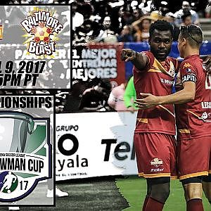 Ron Newman Cup Championship Series Game Two - Soles de Sonora vs Baltimore Blast - YouTube