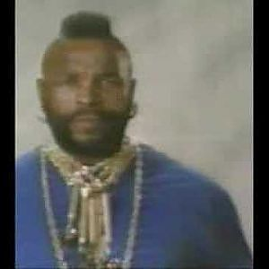 "Mr. T Stops Saying ""I Pity the Fool"" - YouTube"