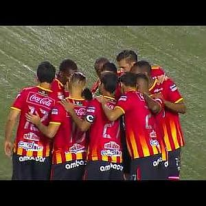 SCCL 2018: CS Herediano vs Tigres UANL Highlights - YouTube