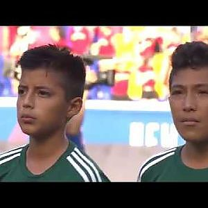 ARGENTINA VS MEXICO - FINAL BOYS  - FULL  MATCH  - DANONE NATIONS CUP 2017 - YouTube