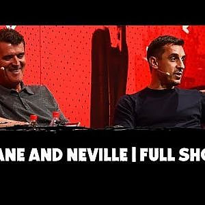 UNCUT: Roy Keane and Gary Neville on the Treble, booze and the #MUFC Glory Years | #CadburyFC - YouTube