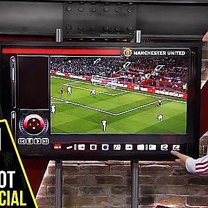 Box to Box Special | Diogo Dalot  & Statman Dave | Manchester United | Tactics & Analysis - YouTube