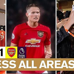 Access All Areas | Manchester United 1-1 Arsenal | Premier League - YouTube