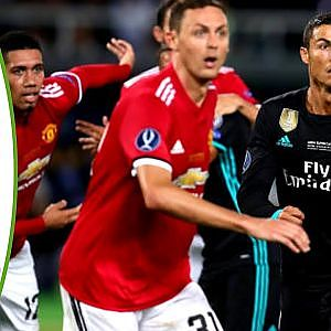 Real Madrid vs Manchester United 2:1 - All Goals & Highlights RESUMEN & GOLES (08/08/2017) HD - YouTube
