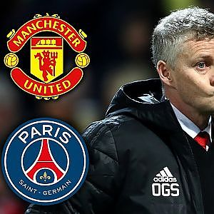 SOLSKJAER FAILS: WHAT WENT WRONG? | MAN UTD 0-2 PSG - YouTube