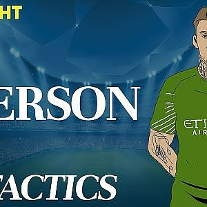 How Crucial is Ederson to Man City? | Champions League Tactics - YouTube