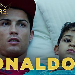 Father-Son Time: Ronaldo's Relationship With Cristiano Jr.  | RONALDO (2015) - YouTube