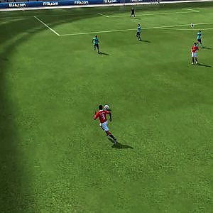 FIFA  Soccer 11 Amazing Gaols Manchester United! Always Lengendary!!! PC - YouTube