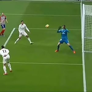 Courtois brilliant save Atletico Madrid Real Madrid - La Liga 2018 2019 - YouTube