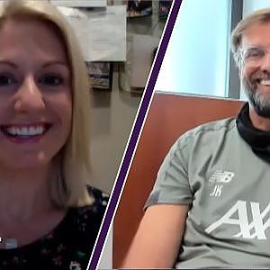 Jurgen Klopp, Liverpool 'want to play desperately' | Inside the Mind with Rebecca Lowe | NBC Sports - YouTube