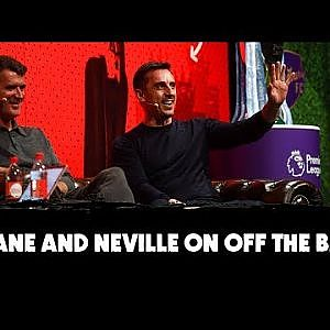 Keane and Neville | 'Pints cost leagues' | #MUFC's fitness culture, Liverpool falling short - YouTube