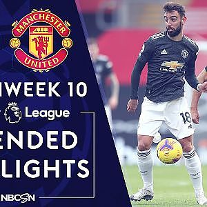 Southampton v. Manchester United | PREMIER LEAGUE HIGHLIGHTS | 11/29/2020 | NBC Sports - YouTube