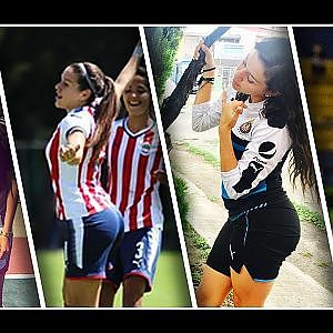 THIS MEXICAN STRIKER IS BREAKING THE INTERNET | Meet Norma Palafox, Chivas Striker ★ D3D2 - YouTube
