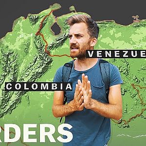 Why Colombia has taken in 1 million Venezuelans - YouTube