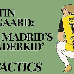 Martin degaard: Real Madrid's Once Wonderkid - YouTube
