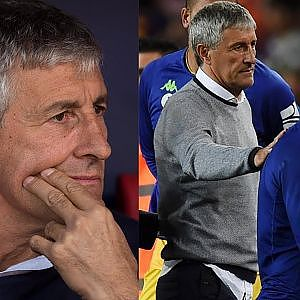 What Quique Setien will bring to FC Barcelona as their new coach - YouTube