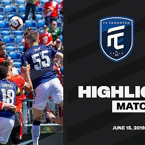 HIGHLIGHTS | FC Edmonton vs Cavalry FC [Match 22, June 15] - YouTube