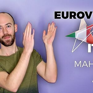 "Italy - Mahmood ""Soldi"" - My reaction (Eurovision 2019 - Sanremo) - YouTube"