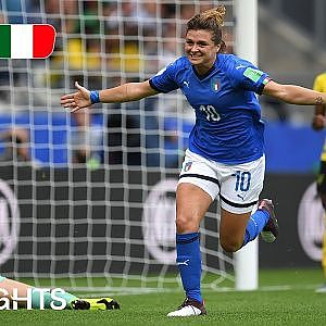 Jamaica v Italy - FIFA Womens World Cup France 2019 - YouTube