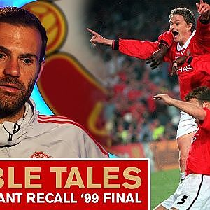 Treble Tales | Mata & Grant recall '99 UEFA Champions League Final | Manchester United - YouTube