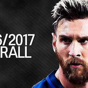 Lionel Messi | Barcelona | 2016/2017 Overall - YouTube