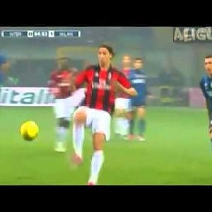 Ibrahimovic VS Materazzi - YouTube