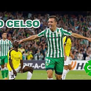 LO CELSO GOALS AND SKILLS / PLAYER OF BETIS - YouTube