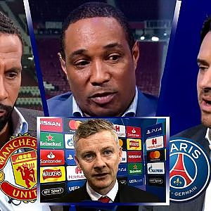 Manchester United vs PSG 0-2 Post Match Analysis Champions League 2019 - YouTube