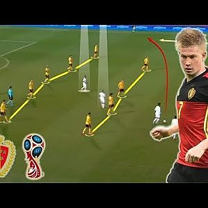 How Will Belgium Play In The World Cup? Tactics Explained - YouTube