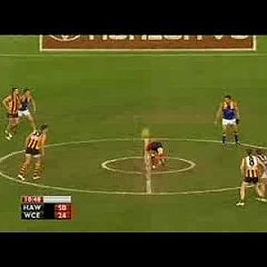Centre Bounce AFL - YouTube