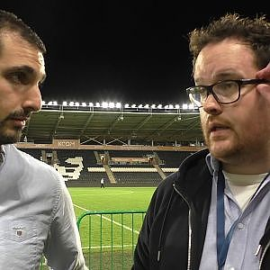 Hull City 2 Wolves 3 - Tim Spiers and Nathan Judah analysis - YouTube