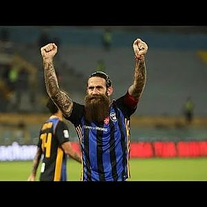 Davide Moscardelli Puskas Goal Sends Pisa To Serie C Semifinals  2019 - YouTube