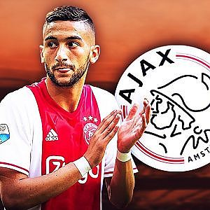 HAKIM ZIYECH - Sublime Skills, Passes, Goals & Assists - 2017 (HD) - YouTube