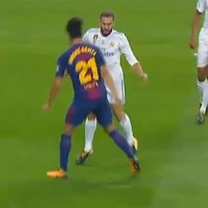 André Gomes vs Real Madrid (16/8/2017) - YouTube