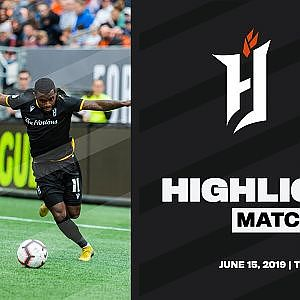 HIGHLIGHTS | Forge FC vs Valour FC [Game 23, June 15] - YouTube