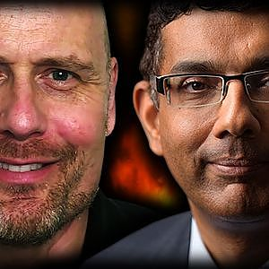 Leftist Fascism | Dinesh D'Souza and Stefan Molyneux - YouTube
