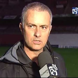 Athletic 0-3 Real Madrid: Jose Mourinho's post-match comments - YouTube