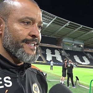 Nuno On Win At Hull - YouTube