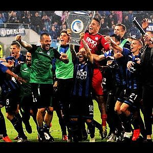 Atalanta in Champions League - Film della Stagione 2018/19 - YouTube