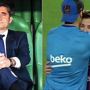 Barcelona LOSE Copa del Rey final, Valverde REFUSES to resign after Bartomeu WON'T sack him - YouTube