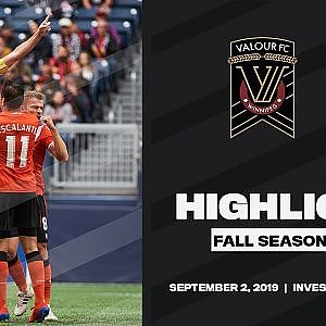 HIGHLIGHTS | Valour FC vs Cavalry FC [Match 31, September 2] - YouTube