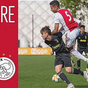 Highlights Juventus - Ajax O17 | FINALE FUTURE CUP 2019 - YouTube