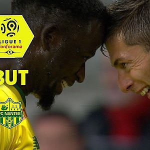 But Emiliano SALA (16') / Stade Rennais FC - FC Nantes (1-1)  (SRFC-FCN)/ 2018-19 - YouTube